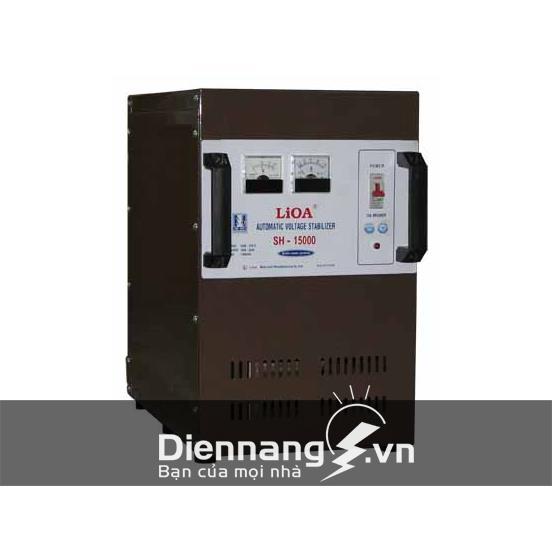 Ổn áp Lioa 1 pha SH 15KVA (150V - 250V)