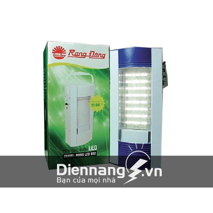 Đèn sạc tích điện Rạng Đông-RDDS LED 032