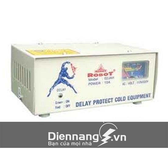 Bộ trễ Delay bảo vệ thiết bị lạnh Robot 15A