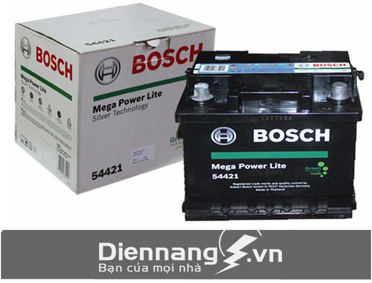 Ắc quy khô Bosch Din 54421 (12V - 44Ah)