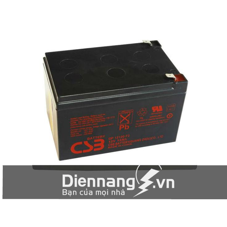 Ắc quy CSB GP12120 (12V - 12Ah)