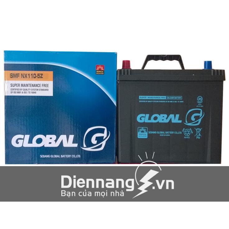 Ắc Quy Global SMF NX110-5Z (12V - 70Ah)
