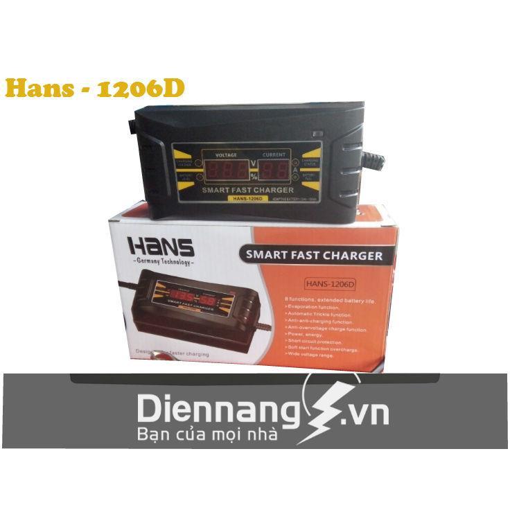 Sạc tự động Hans 1206D