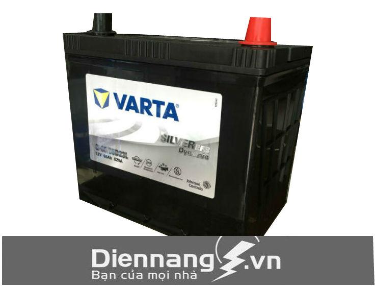 Ắc quy Varta EFB Q85 / 95D23L (12V - 65Ah)