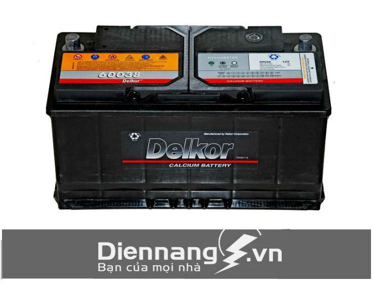 Ắc Quy Delkor Din 100 AGM (12V – 95Ah)