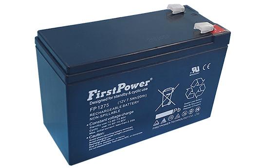 Ắc quy First Power FP1275 (12V-7.5Ah)