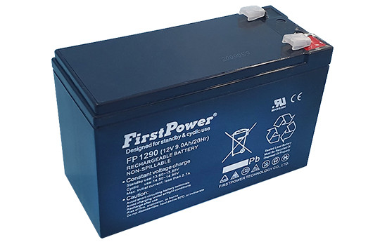 Ắc quy First Power FP1290 (12V-9Ah)