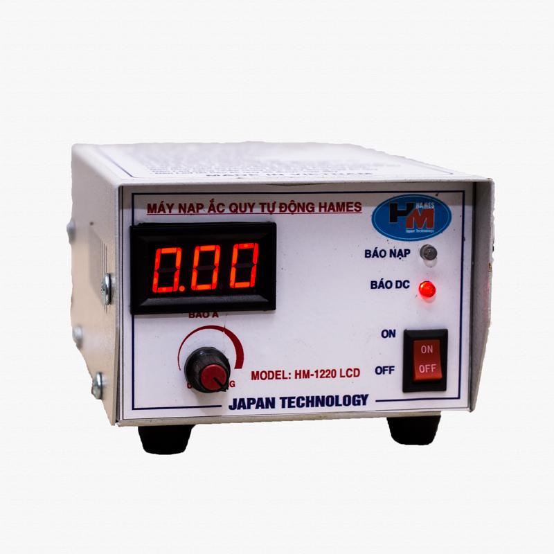 Máy sạc ắc quy tự động Hames HM1220 (12V - 200Ah)