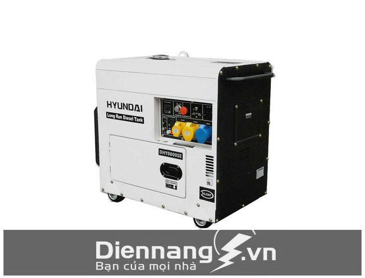 Máy Phát Điện Hyundai 3 Pha - DHY680KSE (618KVA - 680KVA)