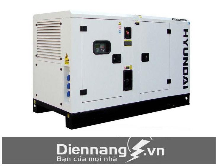 Máy Phát Điện Hyundai 1 Pha - DHY28KSEm (25KW - 27.5KW)
