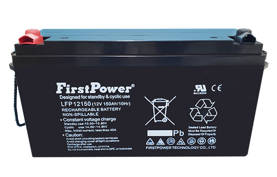 Ắc quy First Power  LFP12150 (12V-150Ah)