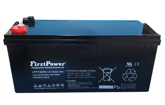 Ắc quy First Power LFP12200 (12V-200Ah)
