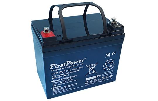 Ắc quy First Power LFP1233 (12V-33Ah)