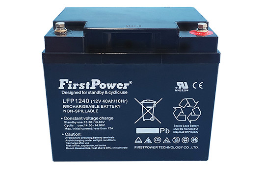 Ắc quy First Power  LFP1240 (12V-40Ah)
