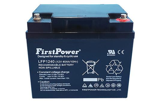 Ắc quy First Power LFP1240 (12V-40Ah)