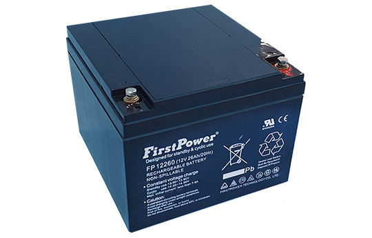 Ắc quy First Power FP12260 (12V-26Ah)