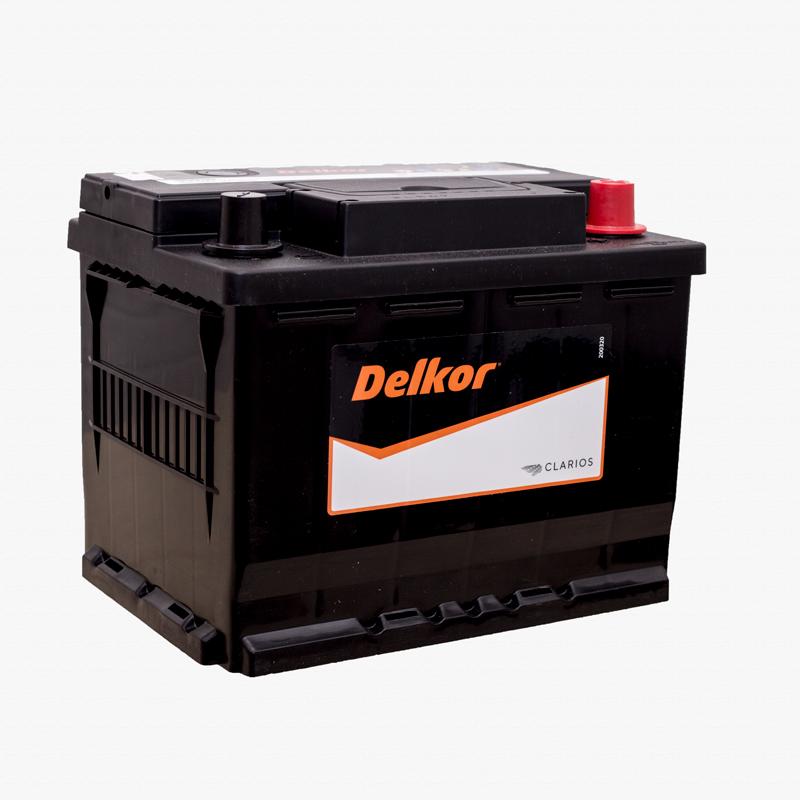 Ắc Quy Delkor Din 55041 (12V – 50Ah)
