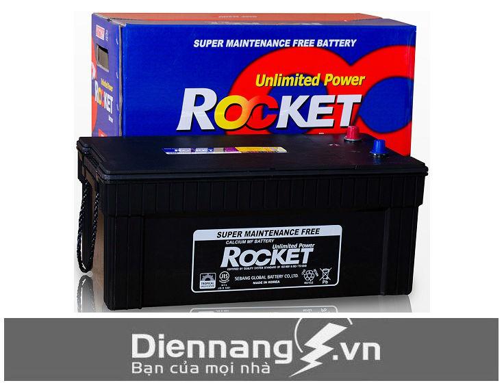 Ắc quy Rocket SMF N200 (12V - 200Ah)