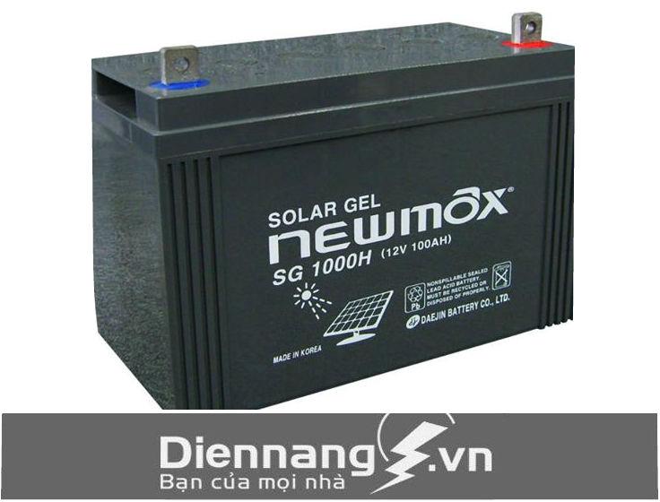 Ắc quy Newmax GEL SG 1000H (12v-100ah)