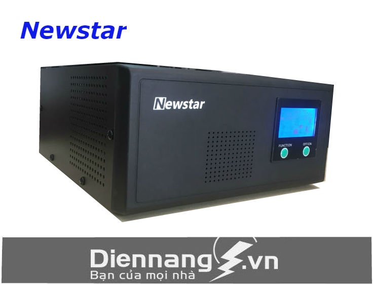 Máy kích điện Newstar E-1700VA-12V