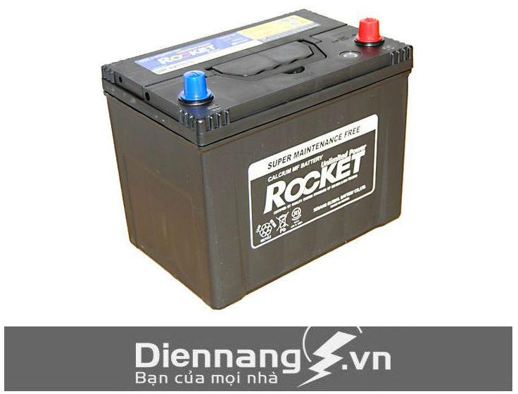 Ắc quy Rocket Premium: SP 80D26/L (80AH)