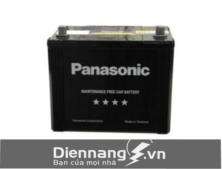 Ắc quy Panasonic N - 80D23R/L (12V - 65Ah)