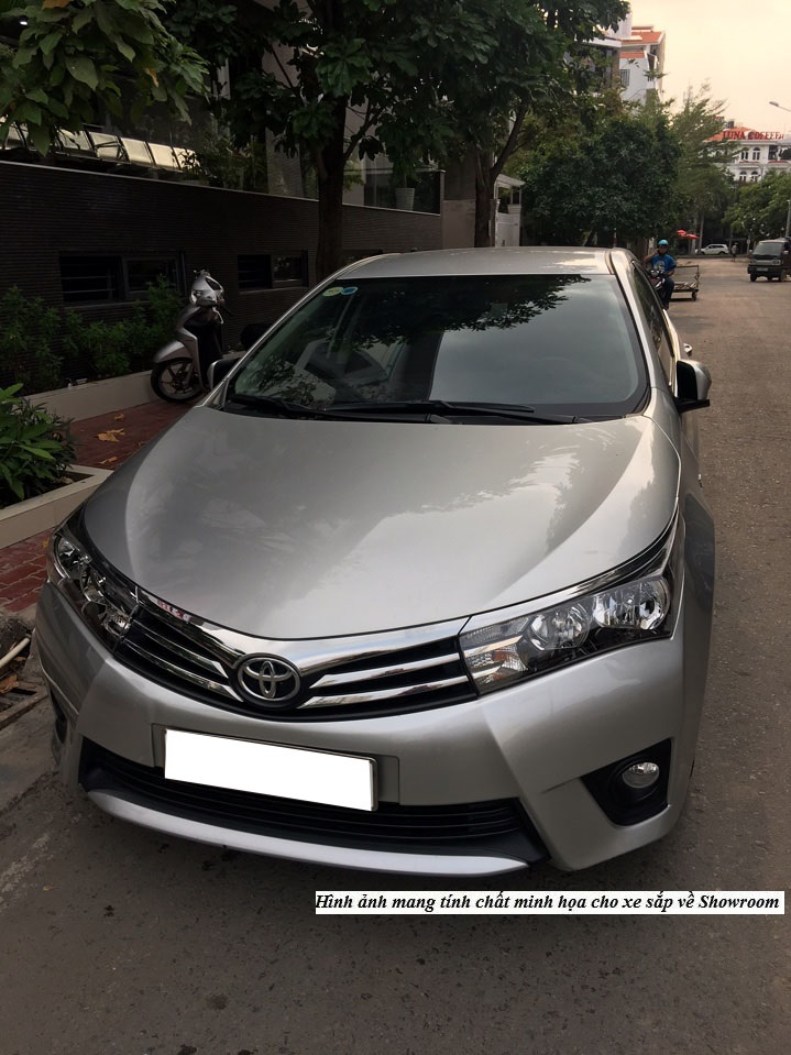 TOYOTA Corolla AlTIS G 1.8AT 2016