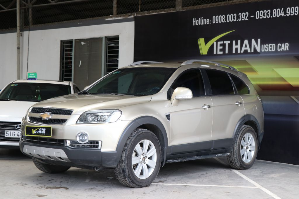 Chevrolet Captiva LTZ 2.4AT 2010