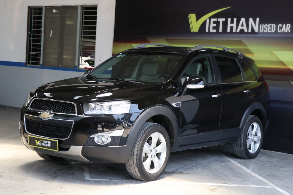 Chevrolet Captiva LTZ 2.4AT 2012