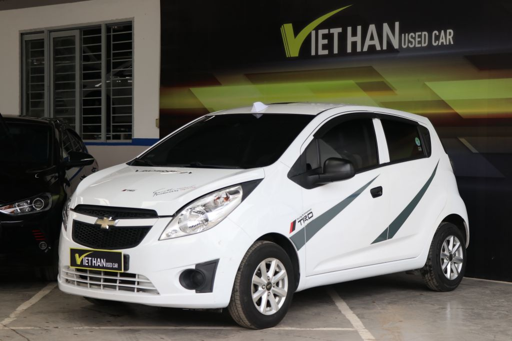 Chevrolet Spark Van 1.0AT 2012