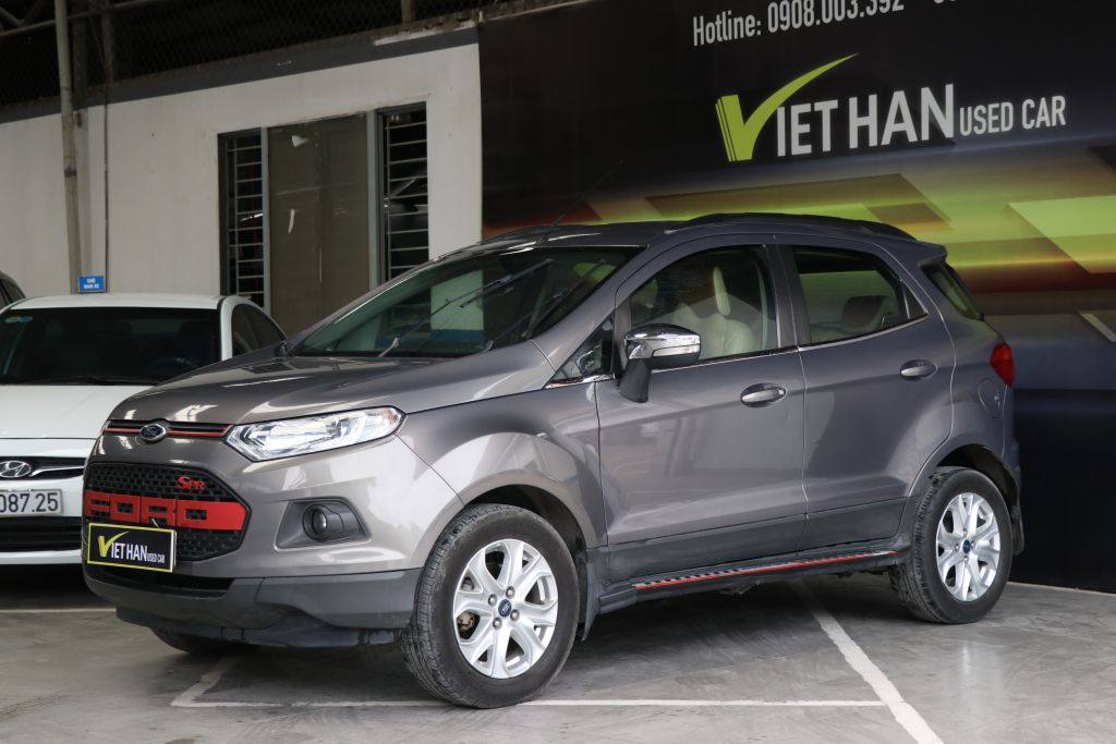 Ford Ecosport Ambiente 1.5MT 2014