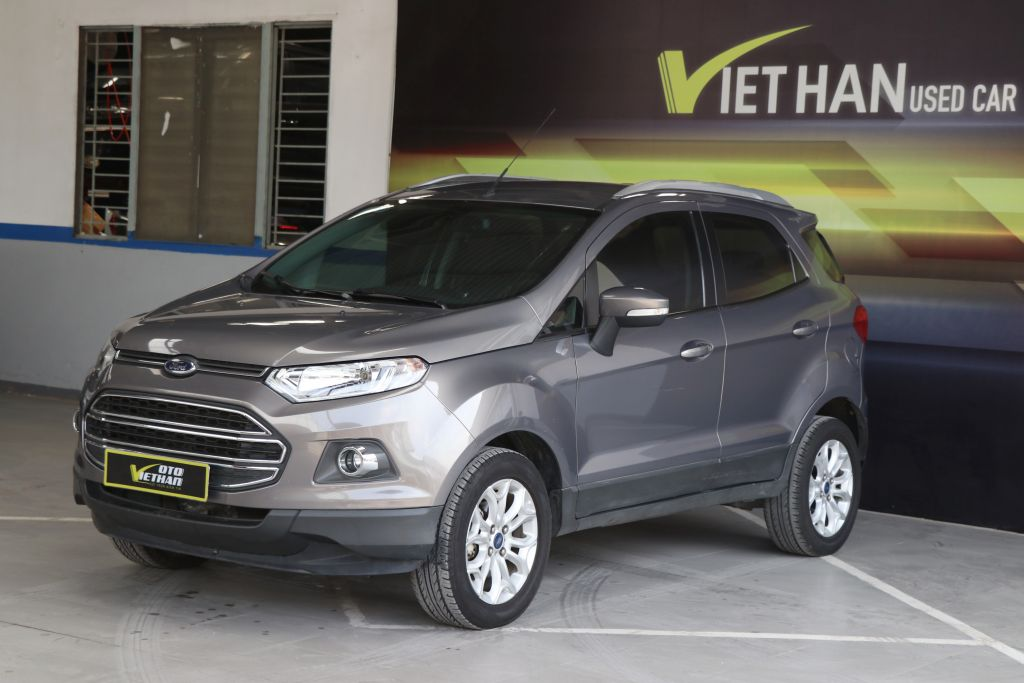 Ford EcoSport Titanium 1.5AT 2015