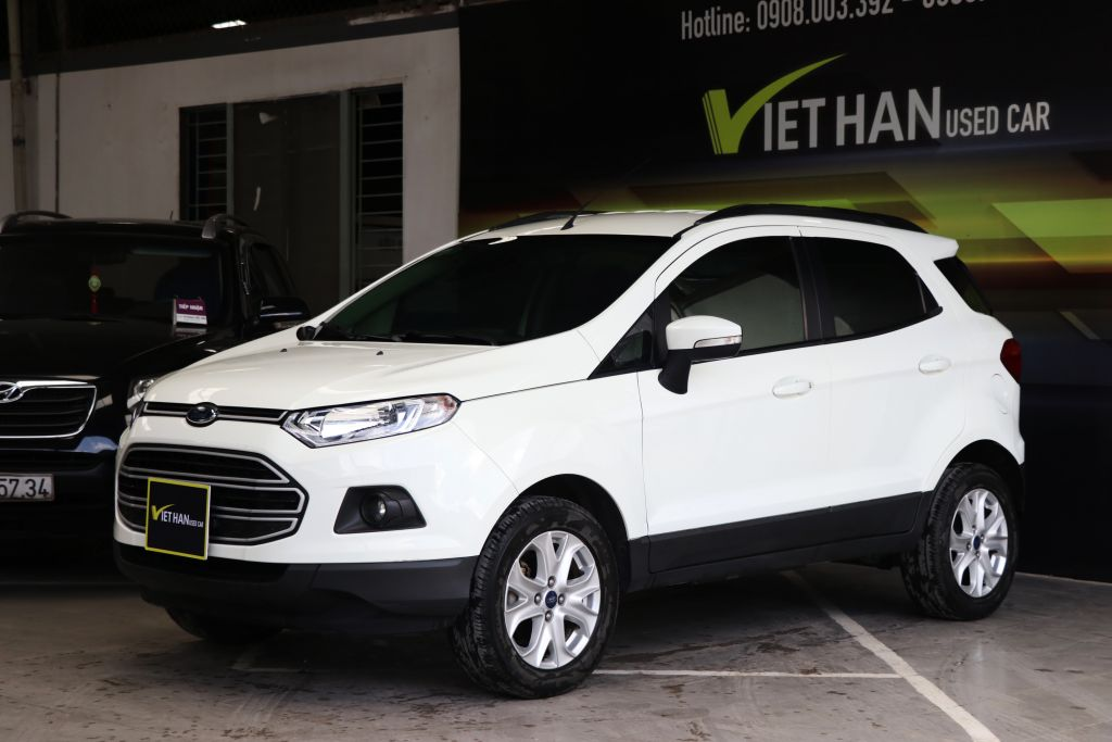 Ford Ecosport Ambiente 1.5MT 2016
