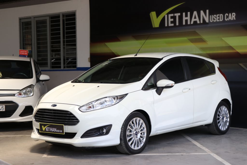 Ford Fiesta ecoboost 1.0AT 2015
