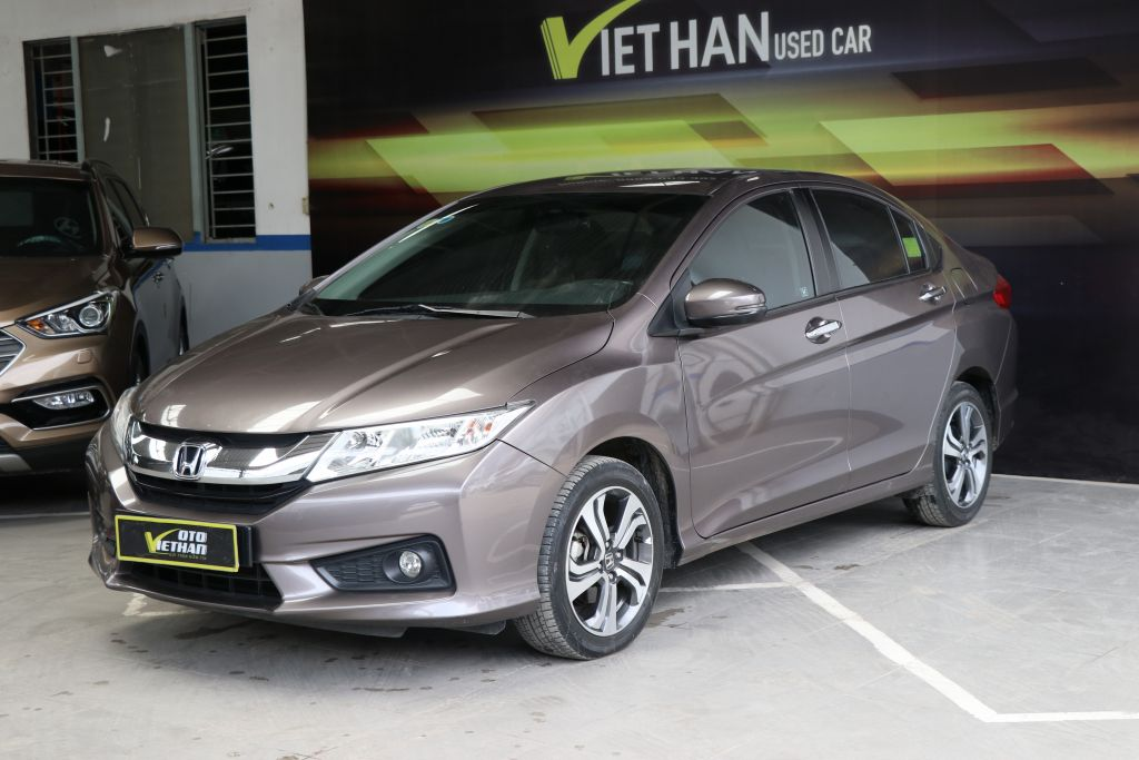 Honda City 1.5AT 2015