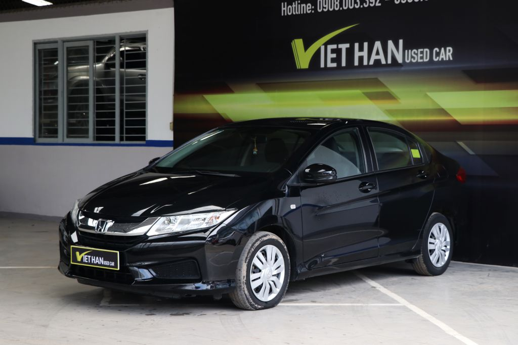 Honda City 1.5MT 2016