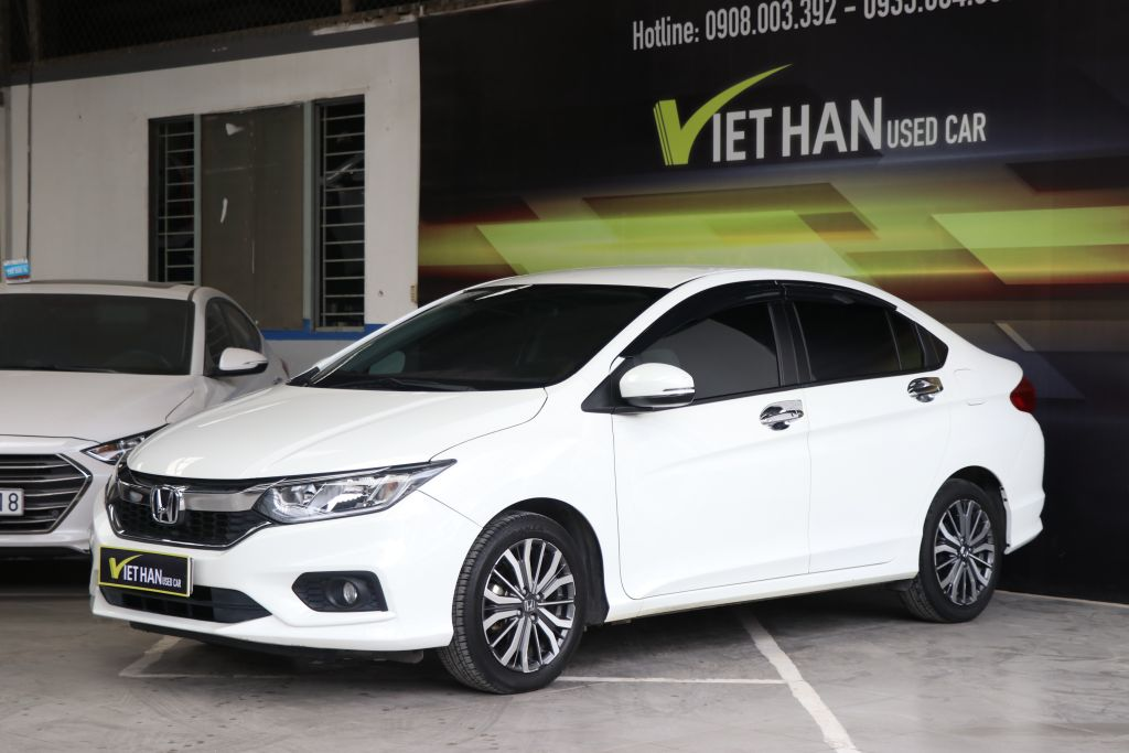 Honda City 1.5AT 2017