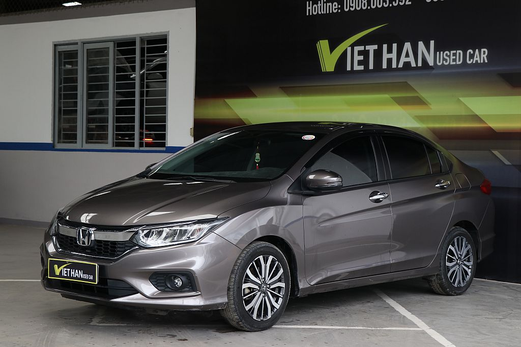 Honda City TOP 1.5AT 2017