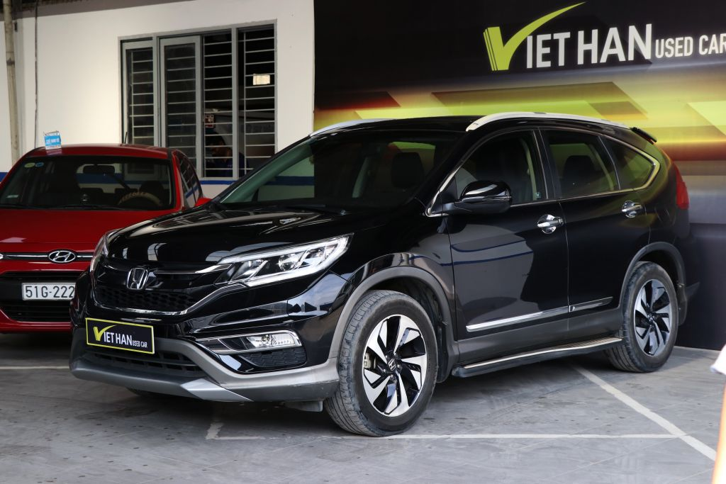 Honda CR V 2.4AT 2014