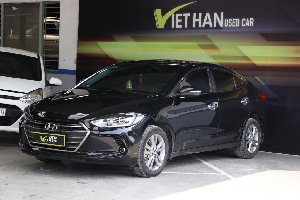 Hyundai Elantra GLS 1.6AT 2016