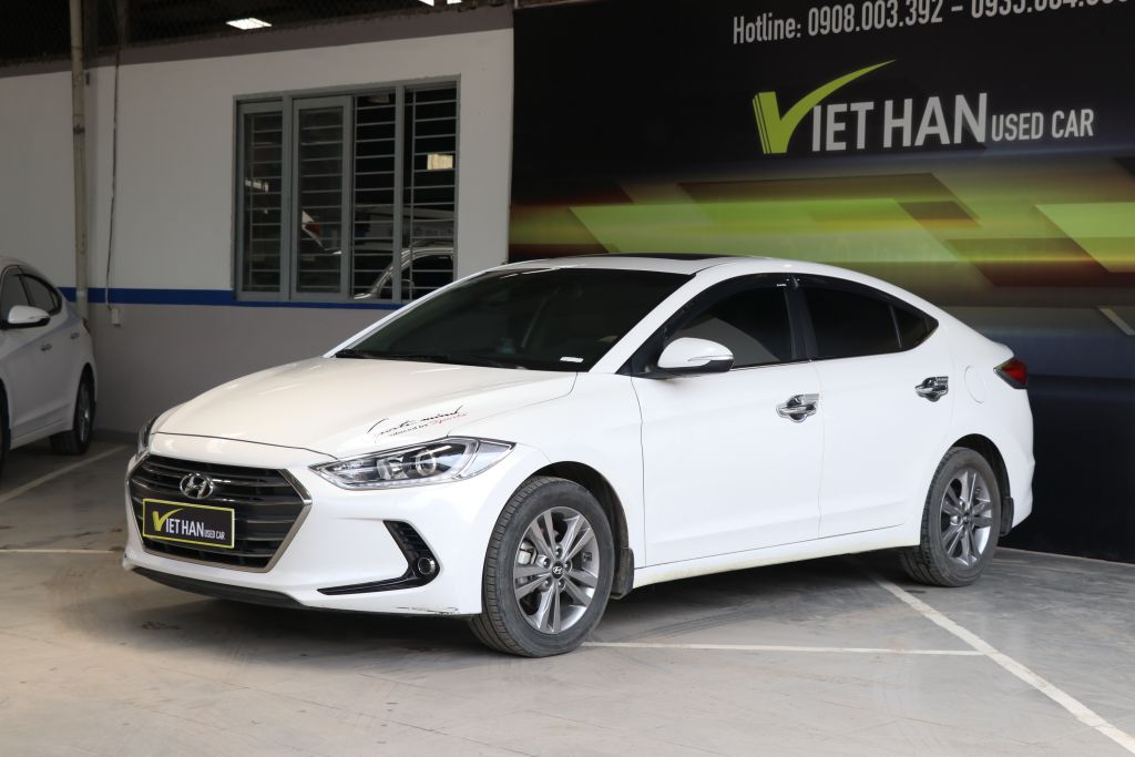 Hyundai Elantra GLS 1.6AT 2018