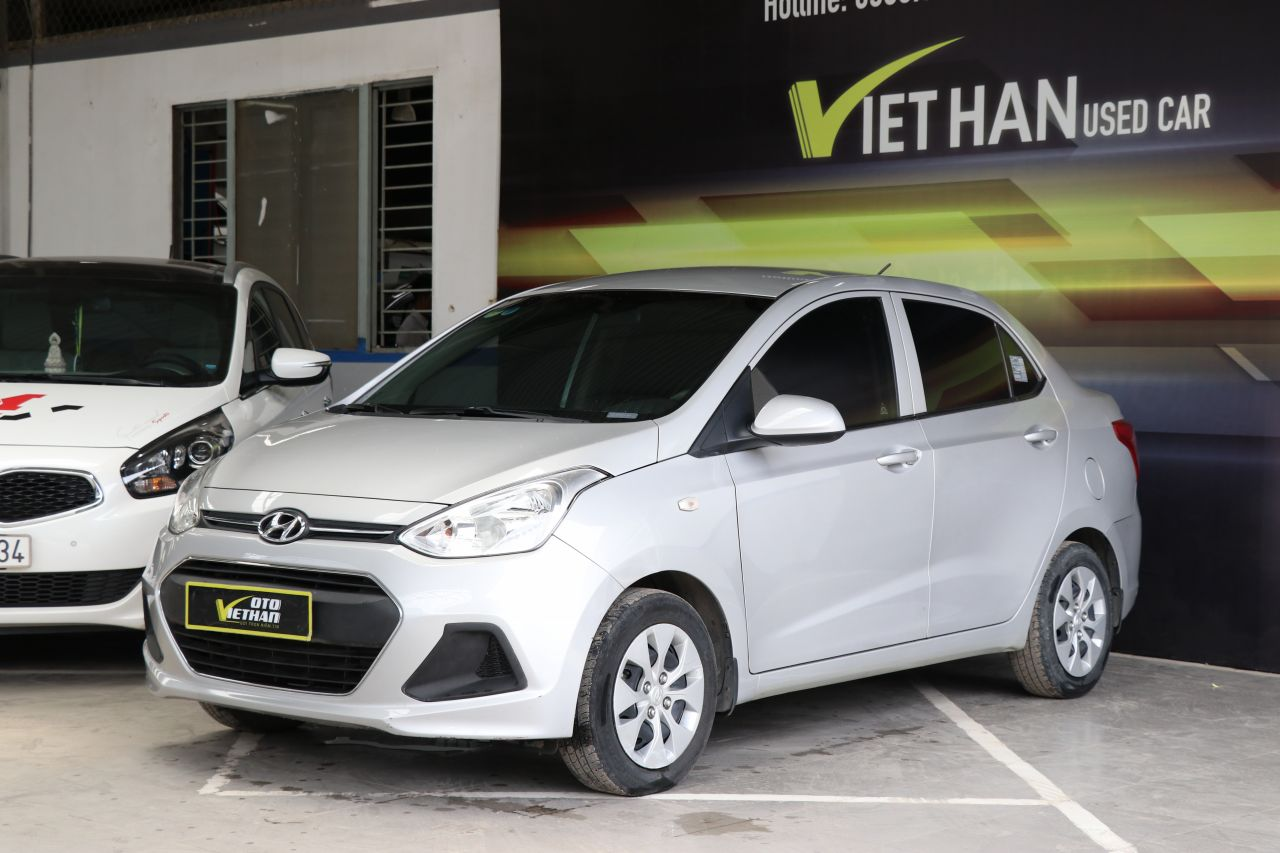 Hyundai i10 Grand 1.2MT Base 2016