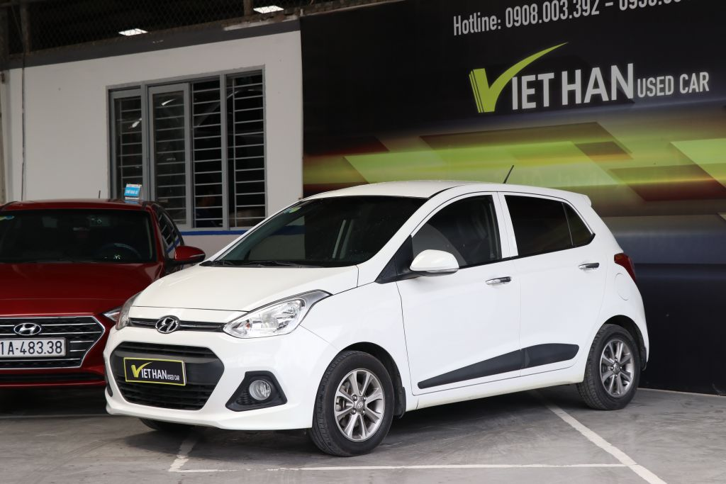 Hyundai i10 Grand 1.2MT 2016