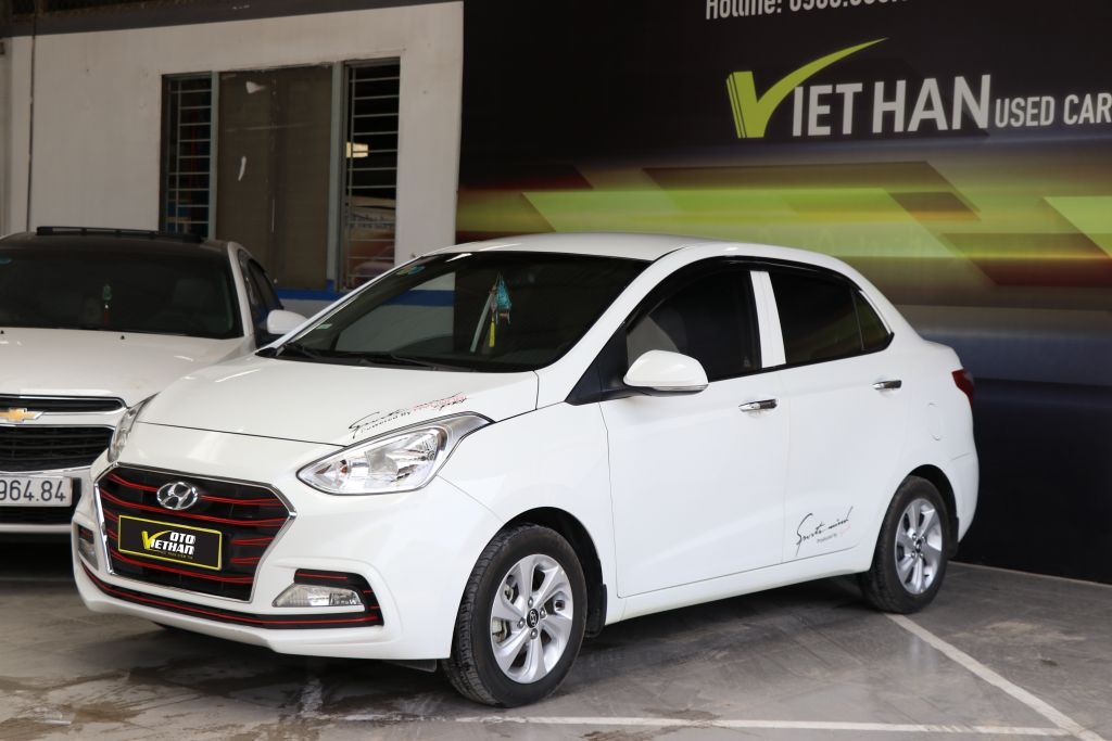 Hyundai i10 Grand 1.2MT 2017