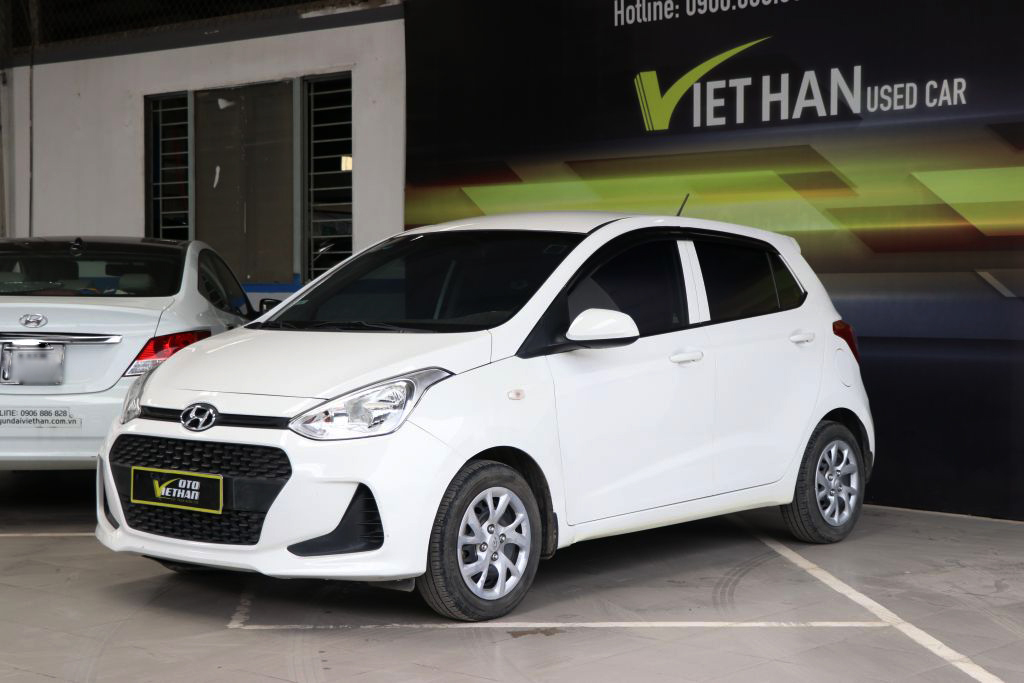 Hyundai i10 Grand 1.0MT Base 2017