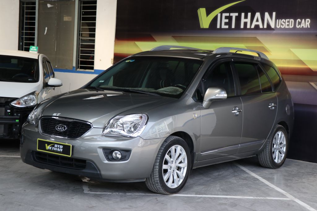 Kia Carens SX 2.0AT 2012