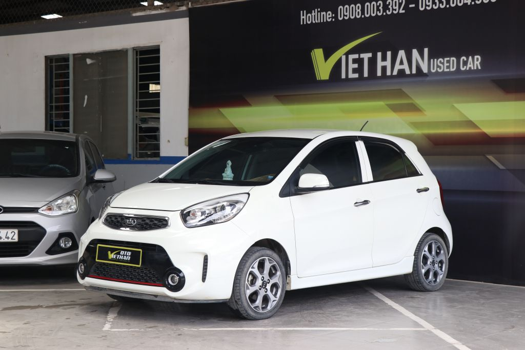 Kia Morning Si 1.25MT 2016