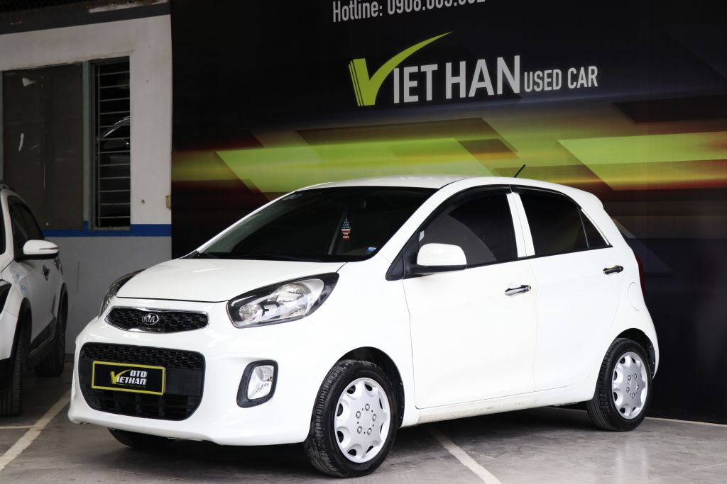 Kia Morning EX 1.25MT 2016