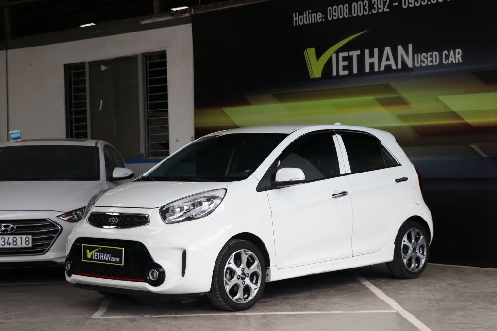 Kia Morning Si 1.25AT 2016