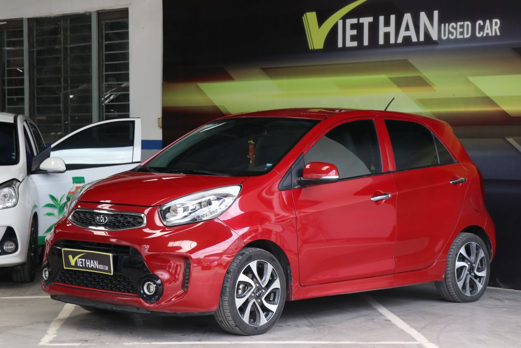 Kia Morning Si 1.25MT 2017